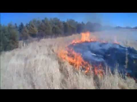 Food Plot Fire Gets Out Of Hand