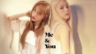 좌우음성 ㅣ EXID (이엑스아이디) - ME & YOU