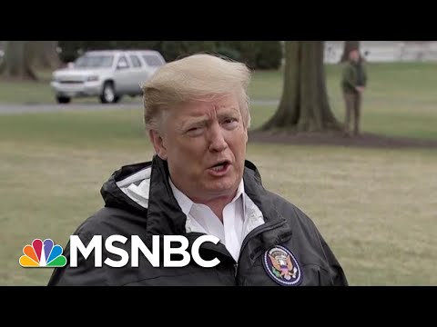 White House Leaks To Congress Escalate Trouble For President Donald Trump | Rachel Maddow | MSNBC