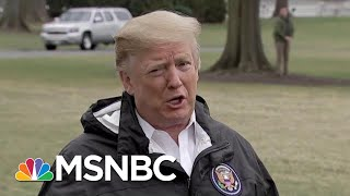 white-house-leaks-to-congress-escalate-trouble-for-president-donald-trump-rachel-maddow-msnbc