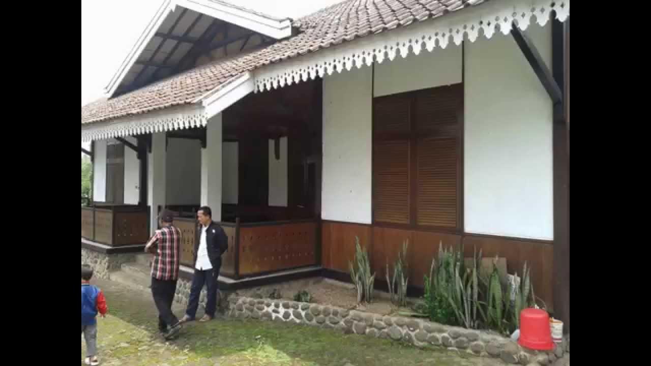 Di Jual Rumah Kayu Di Cianjur Jawa Barat Youtube
