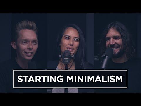 Ep. 204 | Starting Minimalism (with MJ Gordon)
