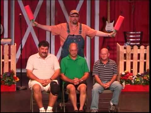 Comedy Barn - Funniest Video - Combover Man