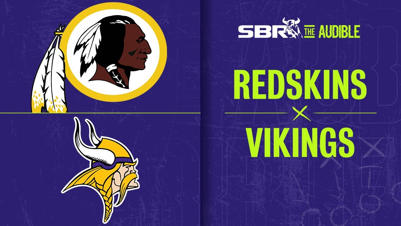 Redskins vs vikings betting tips whitney houston on bet