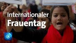 Erstmals Feiertag in Berlin: Heute ist Internationaler Frauentag