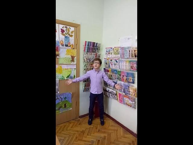 Изображение предпросмотра прочтения – АндрейКузяков читает произведение «Синица» И.С.Тургенева