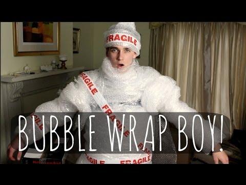 Bubble Wrap Boy | ThatcherJoe