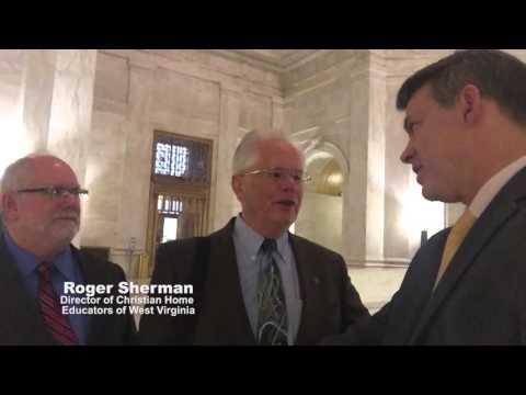 Homeschool modernization bill passes WV committee
