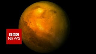 What is Mars made of? - BBC News