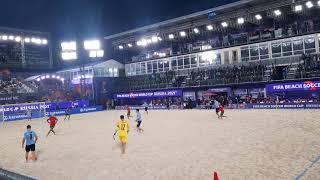 Пляжный футбол Чемпионат мира Португалия Уругвай 3ой период 6 6 24 08 2021