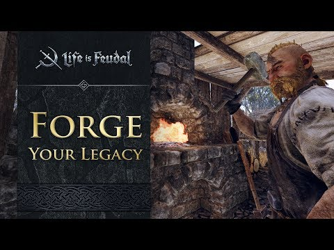 Forge Your Legacy in Life is Feudal: MMO