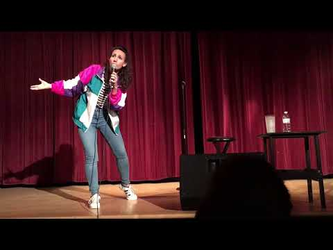 Comedy Central With Ester SteinBerg and Melissa Villasenor