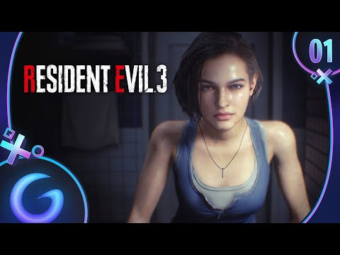 RESIDENT EVIL 3 REMAKE FR #1 : Retour à Raccoon City !