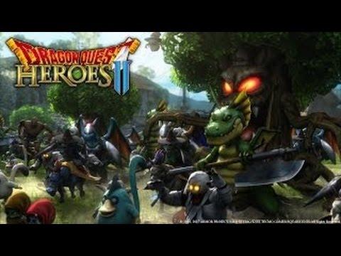 Dragon Quest Heroes II Explorer's Edition - Video
