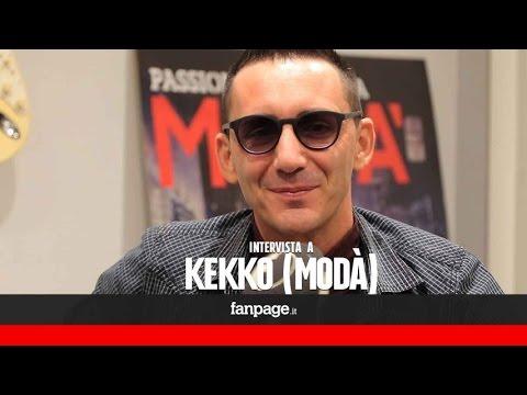 Kekko racconta i Modà: 'Ho avuto la nausea per la musica, ma torno con l'album più bello'