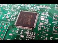 How to solder the PIC32 (and other small pin IC chips!)