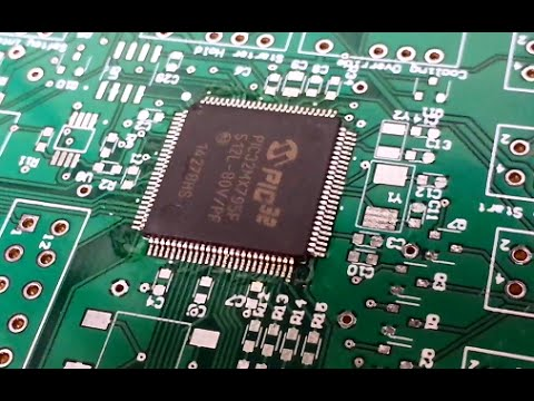 how to find out a degraded ic in pcb