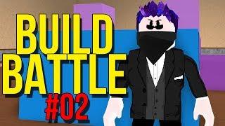 DOES HIPPOPOTAM HAVE A TAIL? • ROBLOX [#38] • BUILD BATTLE [#02]