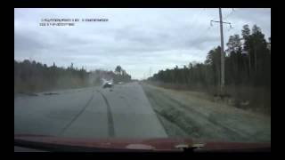 ДТП Сургут.  Нефтеюганск 37 км!!!