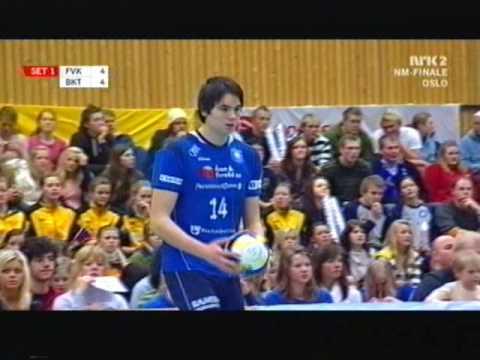Volleyball, NM finale 2007, menn Tromsø Førde