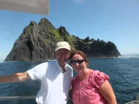 Boat Tours and Trips to Skellig Michael