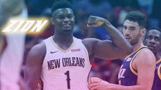 "Zion Williamson Mix - ""Gangsta's Paradise"" ᴴᴰ (Rookie Hype)"