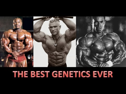 Top 10 Most Genetically Gifted Bodybuilders Of All Time (Part One: #10-6)