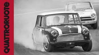 Storia della Mini, inglese senza tempo Classic Test Drive