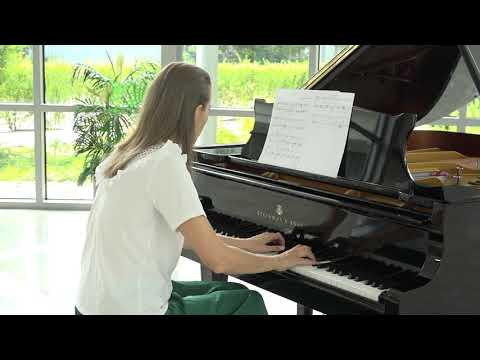 Anna Sutyagina plays Oh beija flor by Alexandre Manhães
