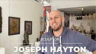 SCULPTOR JOSEPH HAYTON