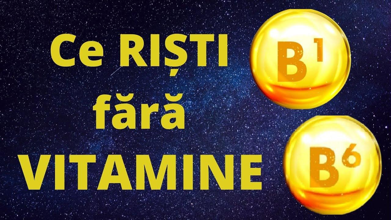 b1 b6 pierdere în greutate)