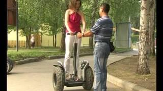 видео Открываем экскурсии по городу на Сигвей