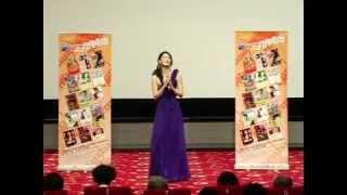 吉松育美さんは2012ミスジャパンに選ばれると東京タワーアンバサダーキ...