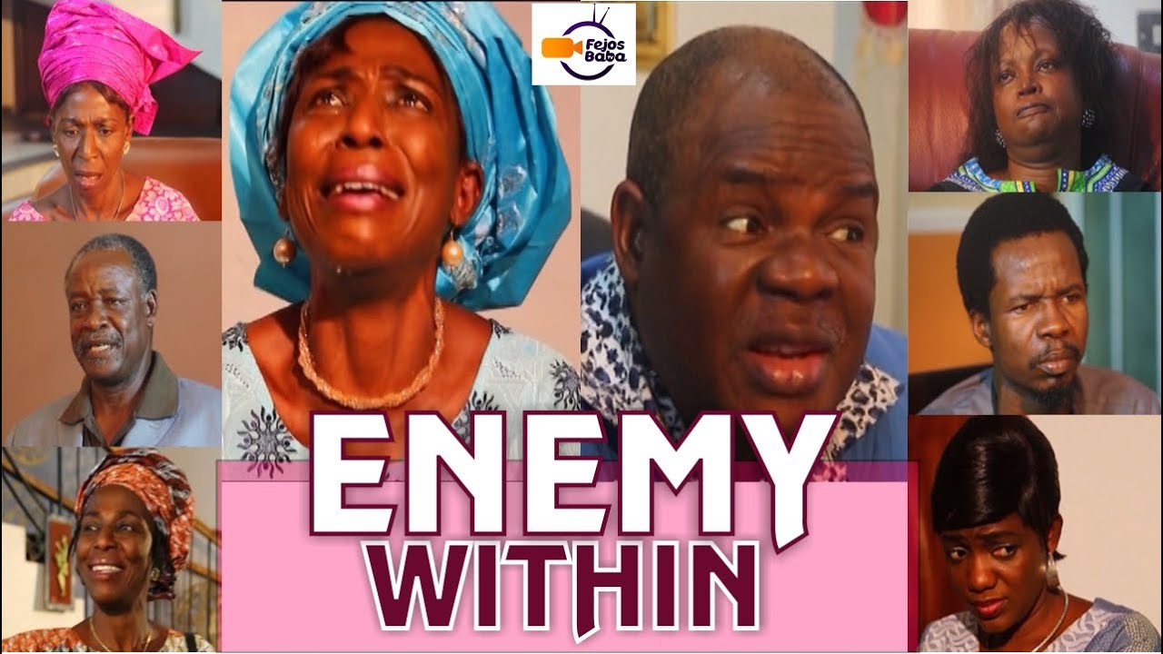 Download ENEMY WITHIN - Written by Israel Ore Adewole - Nigerian Movies