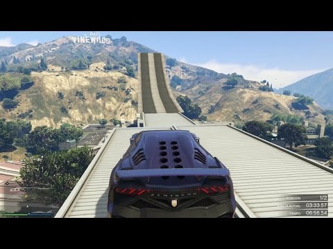 GTA V ONLINE: INTENSO Y EXTENSO