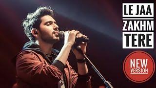 Le Ja Zakhm Tere | 2018 | Armaan Malik Live | From Armaan Album