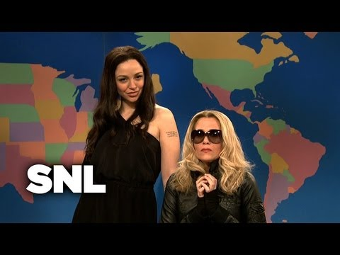 Update: Madonna and Angelina Jolie - Saturday Night Live