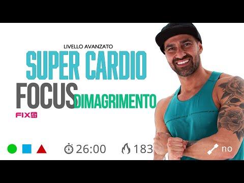 Esercizi Cardio Per Dimagrire Ad Alta Intensità - Workout Brucia Grassi