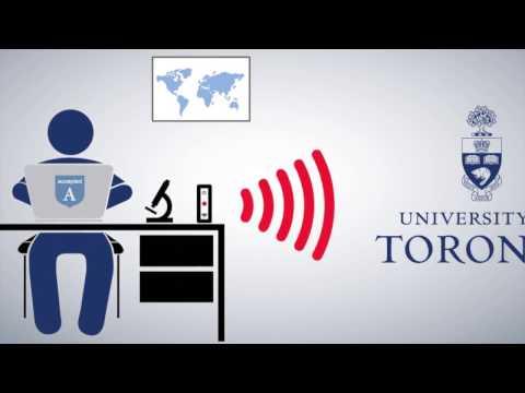 Next Steps #1 - Join U of T Portal
