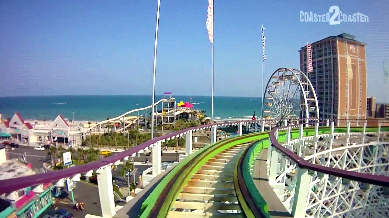 Amusement Parks North Myrtle Beach Sc
