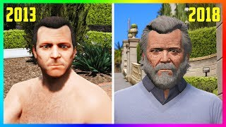 Looking Back At GTA 5