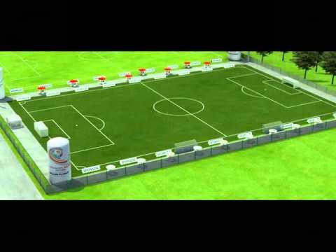 Sân bóng đá nhân tạo 7 người tiêu chuẩn VFF - Thegioiconhantao.com.vn
