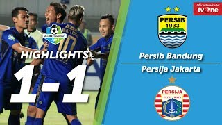 Download Video Persib Bandung vs Persija Jakarta: 1-1 All Goals & Highlights MP3 3GP MP4