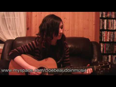 I Will Not Bow-Breaking Benjamin cover by cloebeaudoin