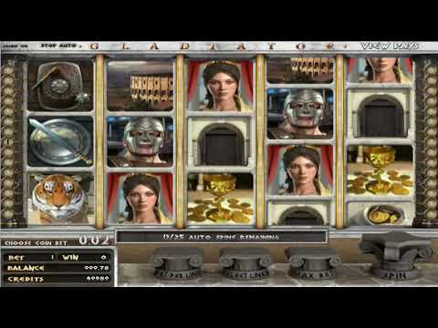 Обзор игрового автомата Gladiator на сайте MirAvtomatov