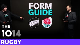 All Blacks | England | Form Guide | The 1014 Rugby | Spark Sport