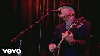 Leonard Cohen - The Gypsy's Wife (Live in London)