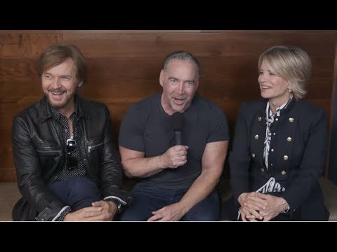 Stephen Nichols and Mary Beth Evans   Day of Days 2017 Days of our Lives