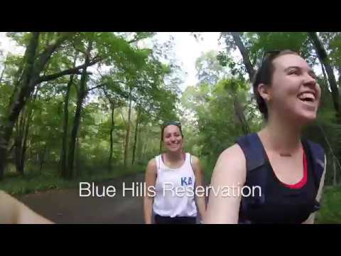 Blue Hills Reservation Hike