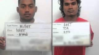 Men in UOG surveillance video charged